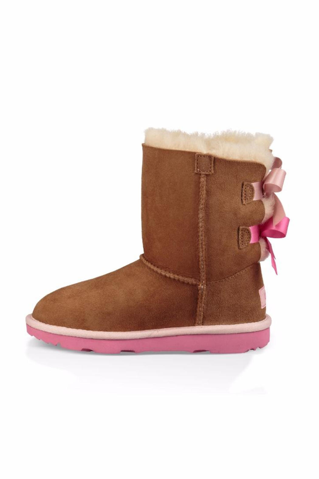 UGG Australia Women Bailey Bow-2 Boots - Front Cropped Image