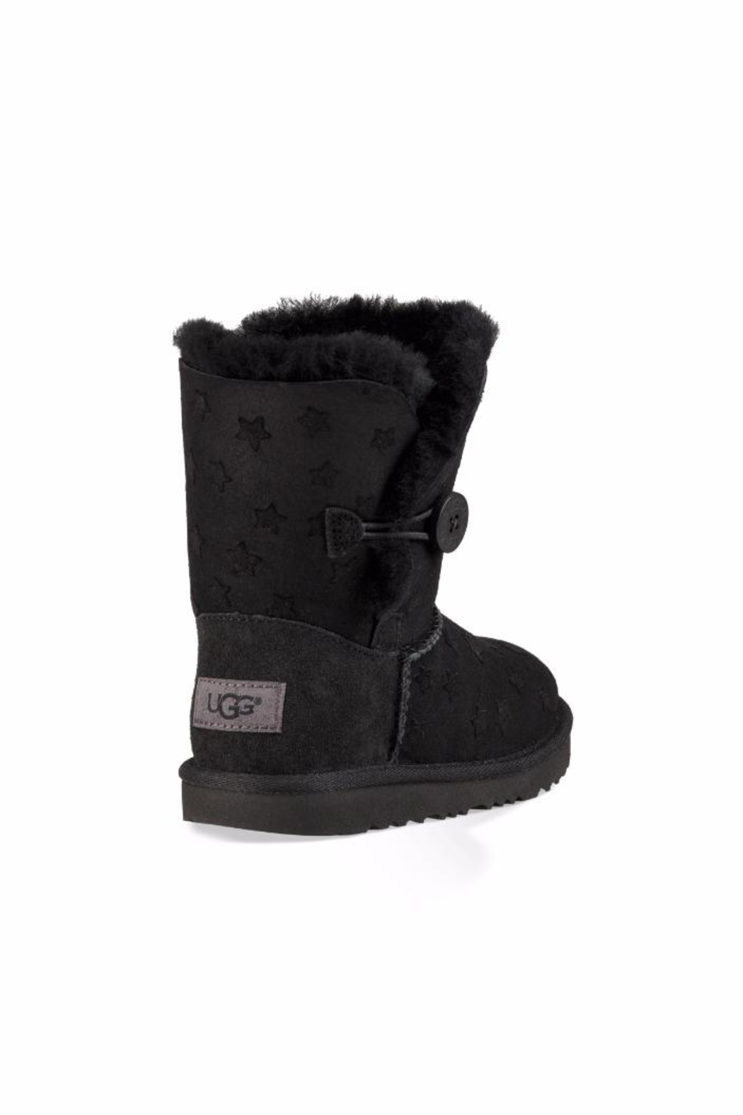 UGG Australia Women Bailey Button-2 Boots - Back Cropped Image