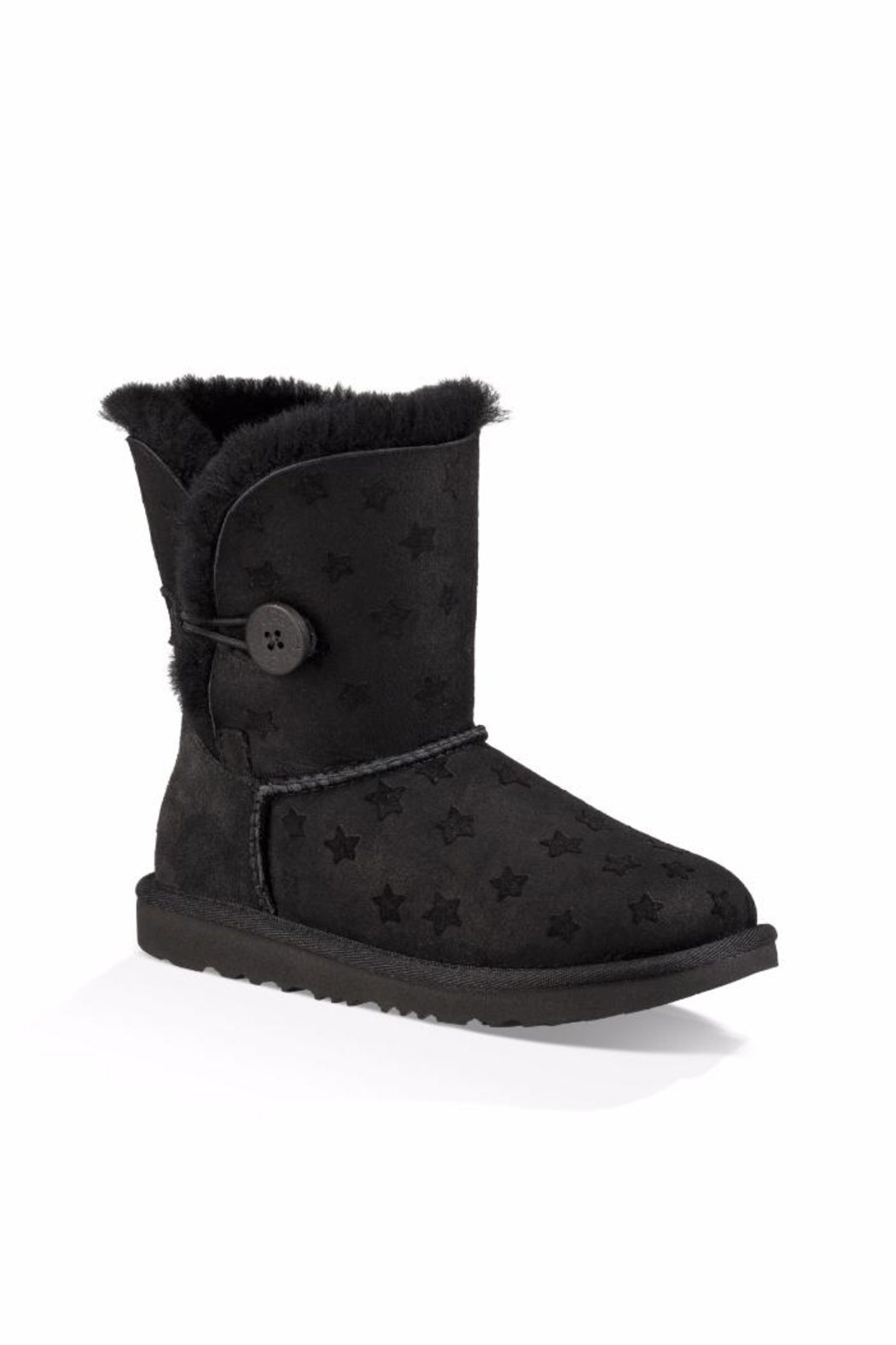 UGG Australia Women Bailey Button-2 Boots - Front Full Image