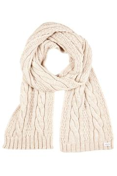 Uimi Trinity Cable Scarf - Alternate List Image