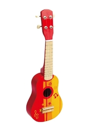 Hape Ukulele Red - Product Mini Image