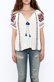Ulla Johnson Ana Top - Side cropped