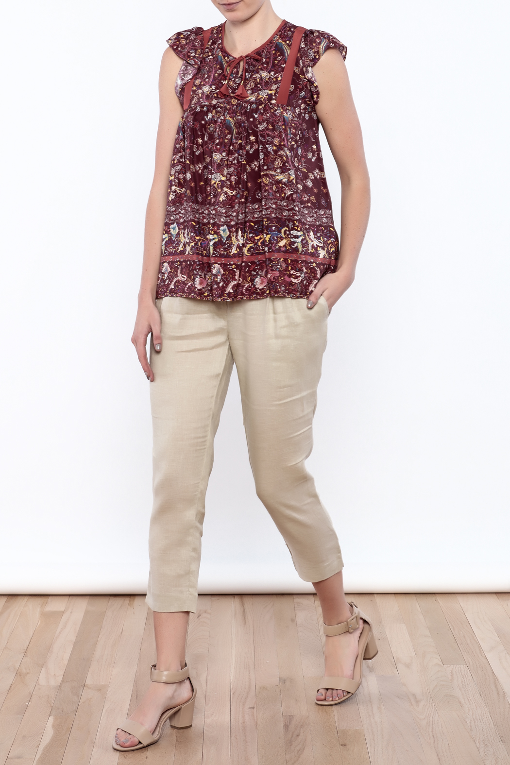 Ulla Johnson Posy Top - Front Full Image