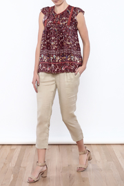 Ulla Johnson Posy Top - Front full body
