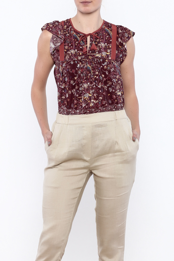 Ulla Johnson Posy Top - Main Image