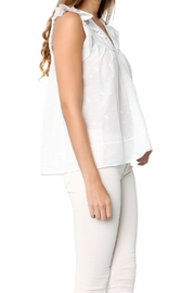 Ulla Johnson Adeline Blouse - Front full body