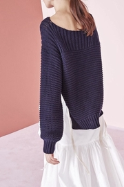 Ulla Johnson Elliot Pullover - Back cropped
