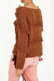 Shoptiques Product: Lordes Fringe Pullover - Front full body