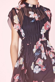 Shoptiques Product: Luisa Floral Dress - Side cropped