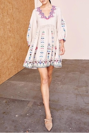 Ulla Johnson Vija Embroidered Dress - Product Mini Image