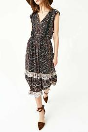 Ulla Johnson Zanna Silk Dress - Back cropped