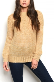 Lyn-Maree's  Ultra Comfy Everyday T - Front cropped