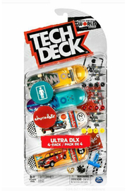 Tech Deck Ultra DLX 4-Pack Fingerboards - Product Mini Image