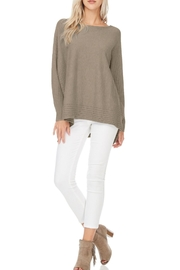 veveret Ultra Soft Sweater - Front full body