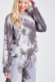 Phil Love  Ultra Soft Tie Dye Lounge Set - Product Mini Image