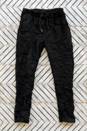 Brand Bazar Ultra Suede Jogger Pants - Product Mini Image