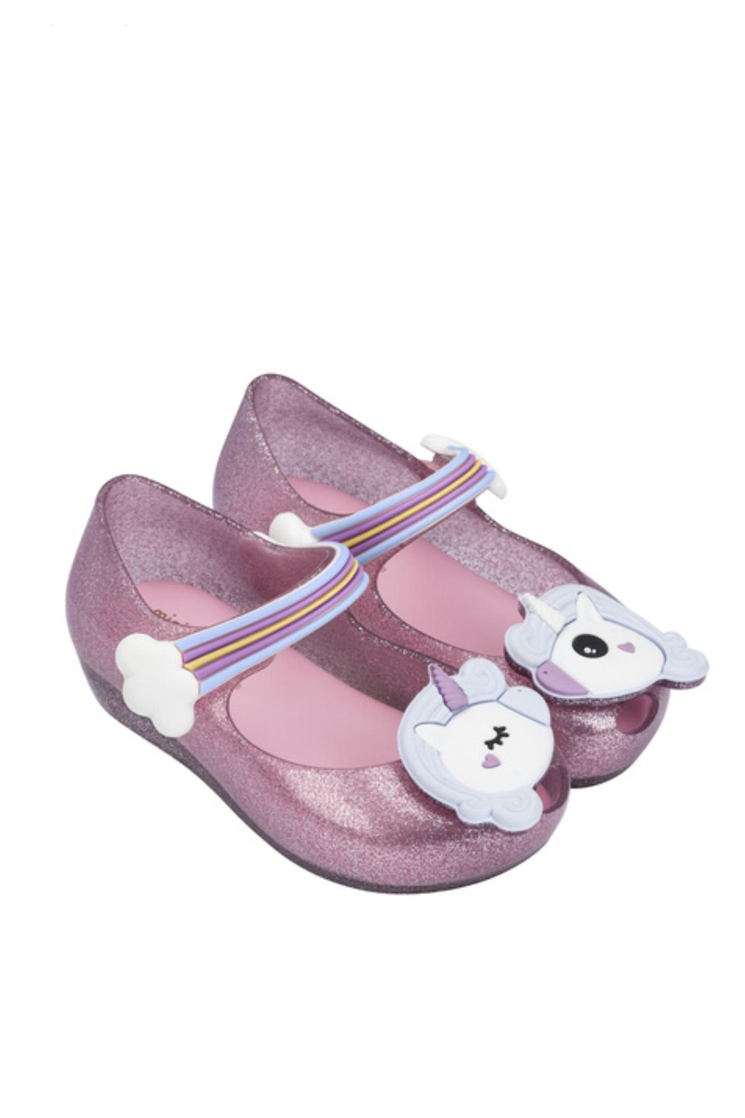 Mini Melissa Ultragirl Unicorn Shoe - Main Image