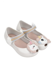 Mini Melissa Ultragirl Unicorn Shoe - Front cropped