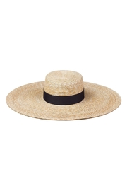 Lack Of Colour Ultrawide Boater Hat - Product Mini Image