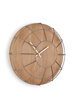 Umbra Cage Wall Clock - Product List Image