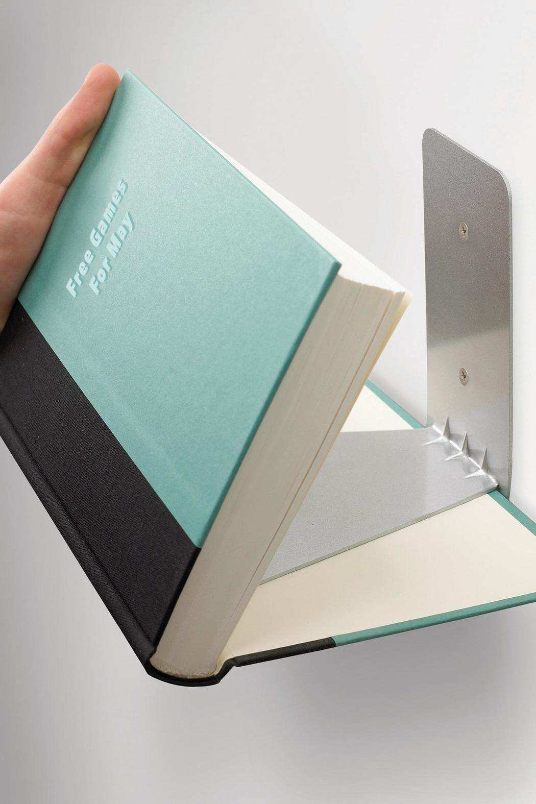 Umbra Invisible Book Shelf - Front Full Image