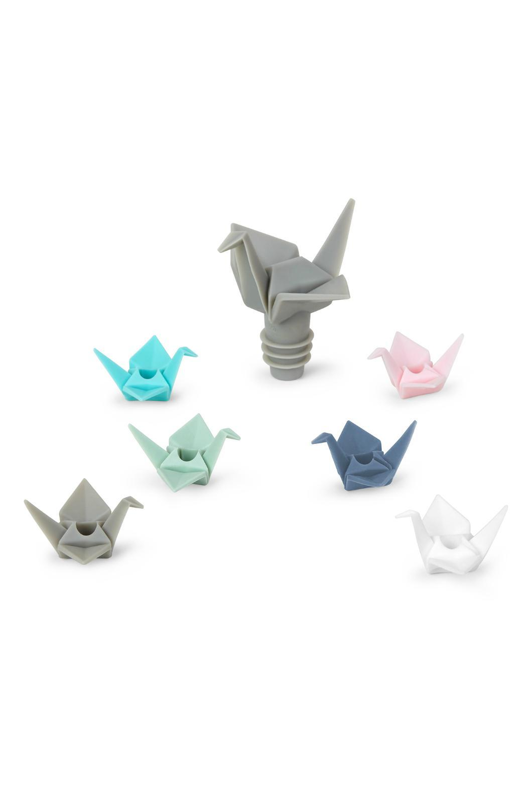 Umbra Origami Wine Charms Topper - Main Image