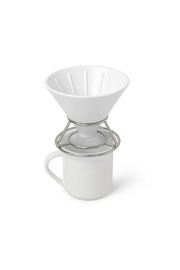 Umbra Perk Coffee Brewer - Front cropped