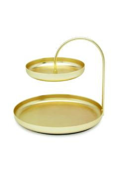 Shoptiques Product: Gold Accessory Tray