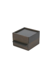 Umbra Stowit Mini Jewelry Box - Front full body