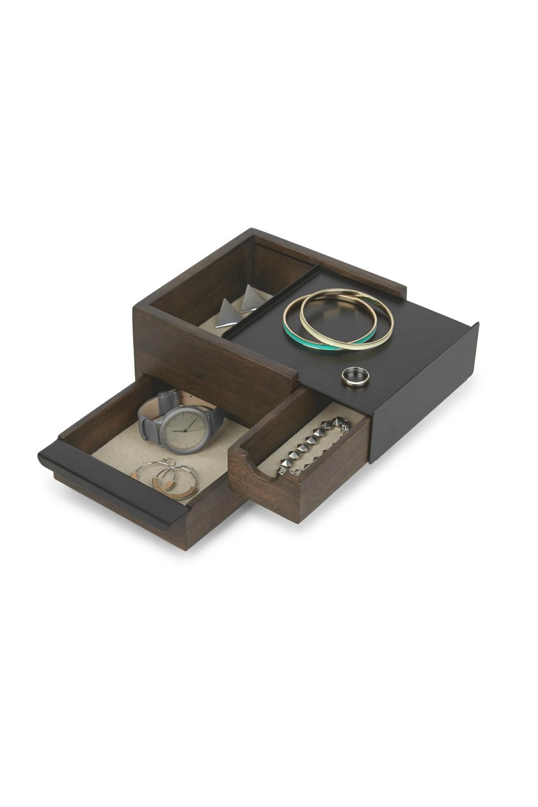Umbra Stowit Mini Jewelry Box - Side Cropped Image