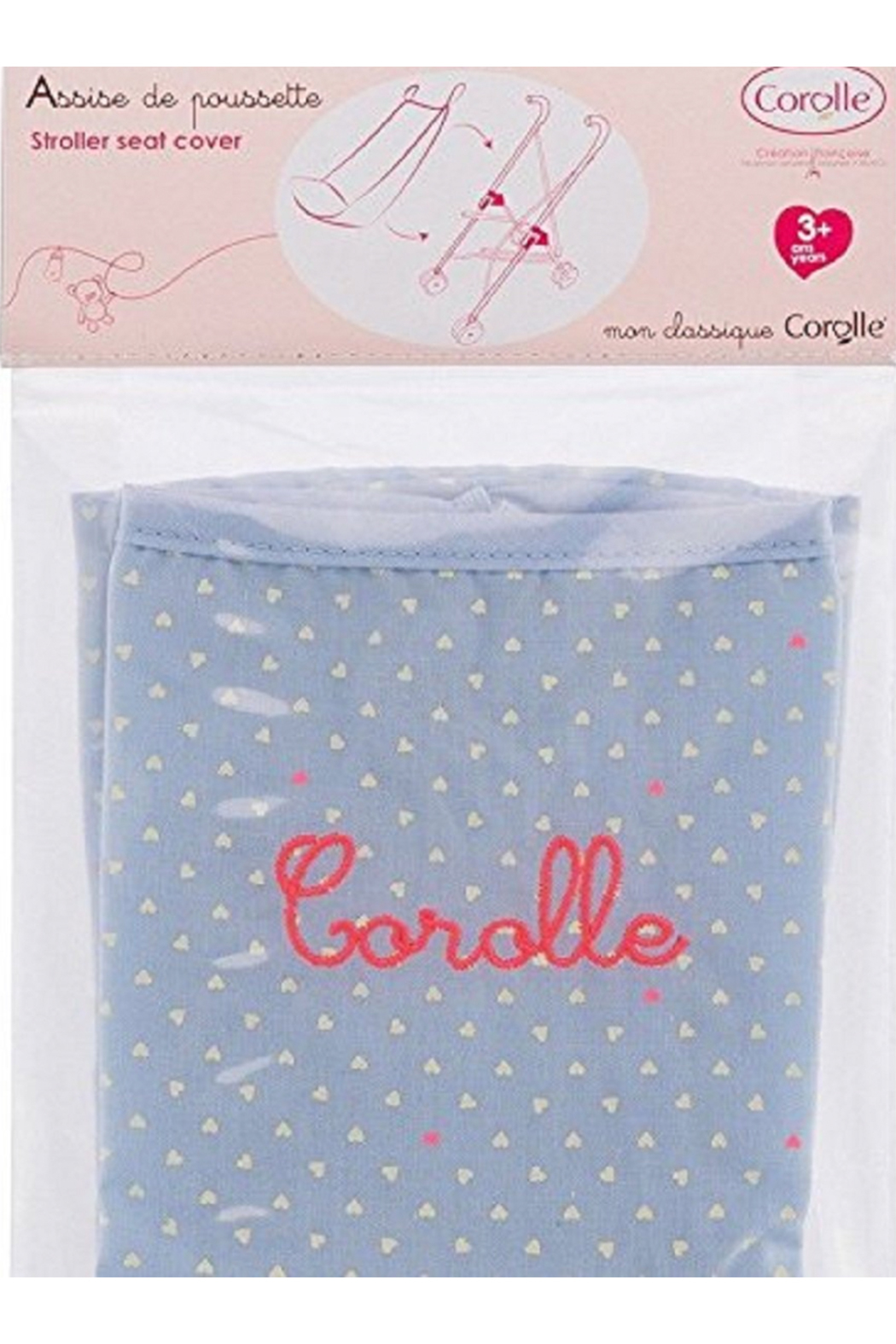 Corolle Umbrella Stroller Seat Cover - Main Image