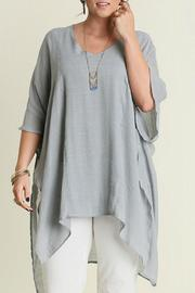 UMG PLUS V Neck Plus Caftan - Product Mini Image