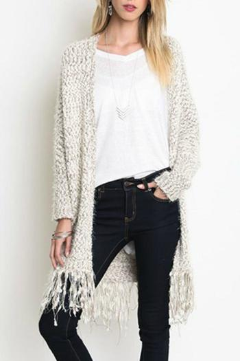 Shoptiques Product: Chunky Knit Cardigan - main