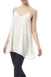 Umgee USA Cream Flowy Cami - Product Mini Image