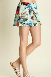 Umgee USA Elise Floral Short - Front full body