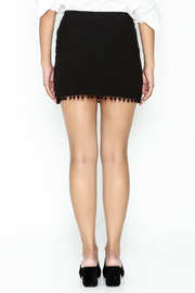 Umgee USA Embroidered Skirt - Back cropped