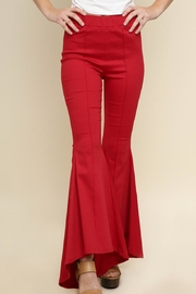Umgee Flare Leg Pants - Product Mini Image