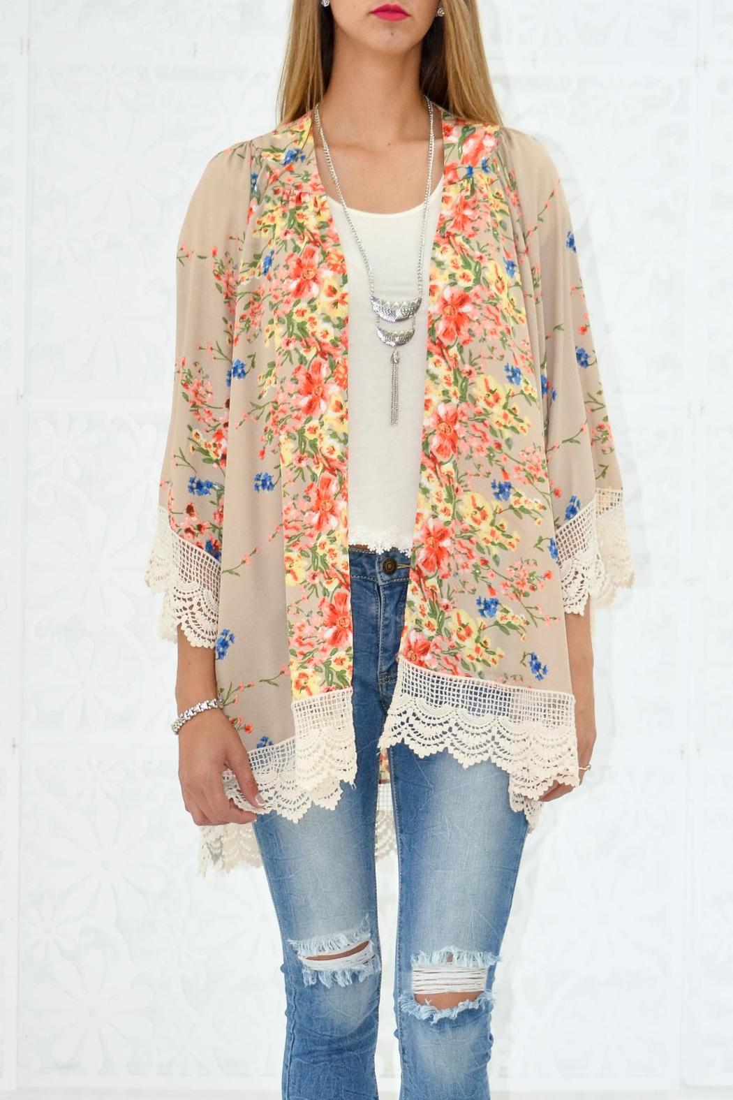 558b70dd279e Umgee USA Floral Kimono from Utah by My Sister's Closet Boutique ...
