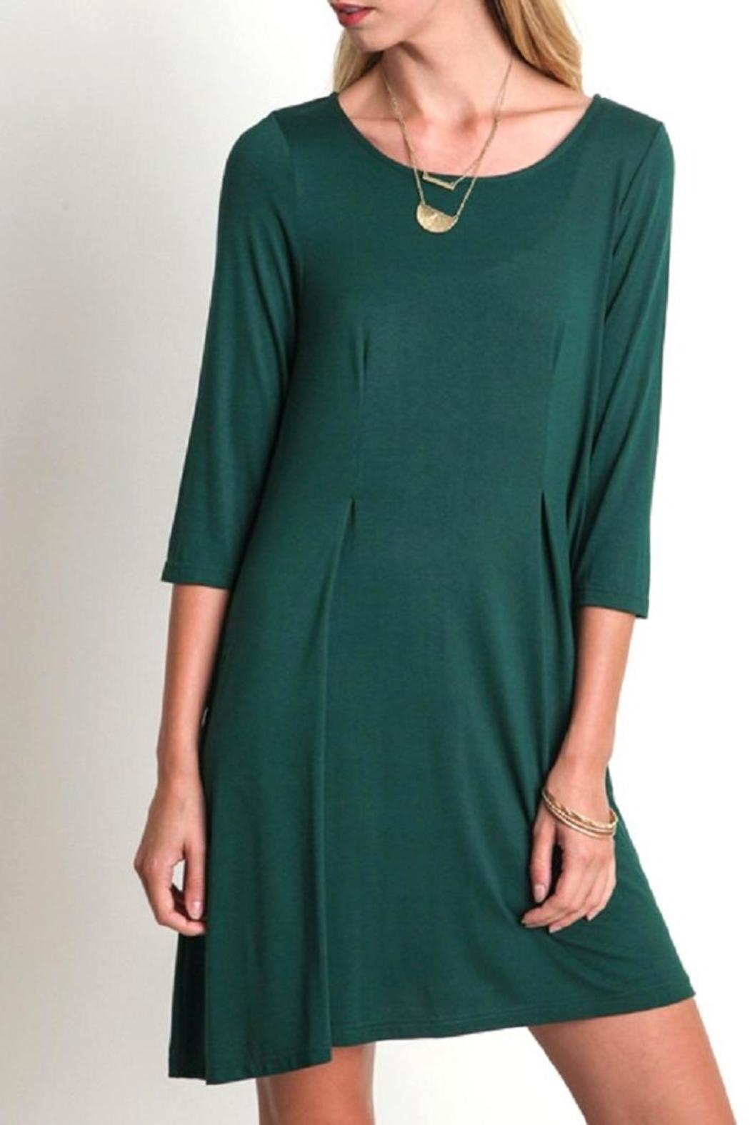 Umgee Usa Holiday Basic Dress From Mississippi By Exit 16