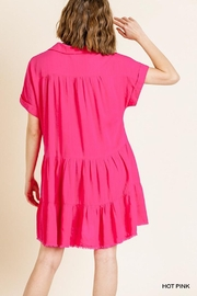 Umgee Palm Springs Dress - Front cropped