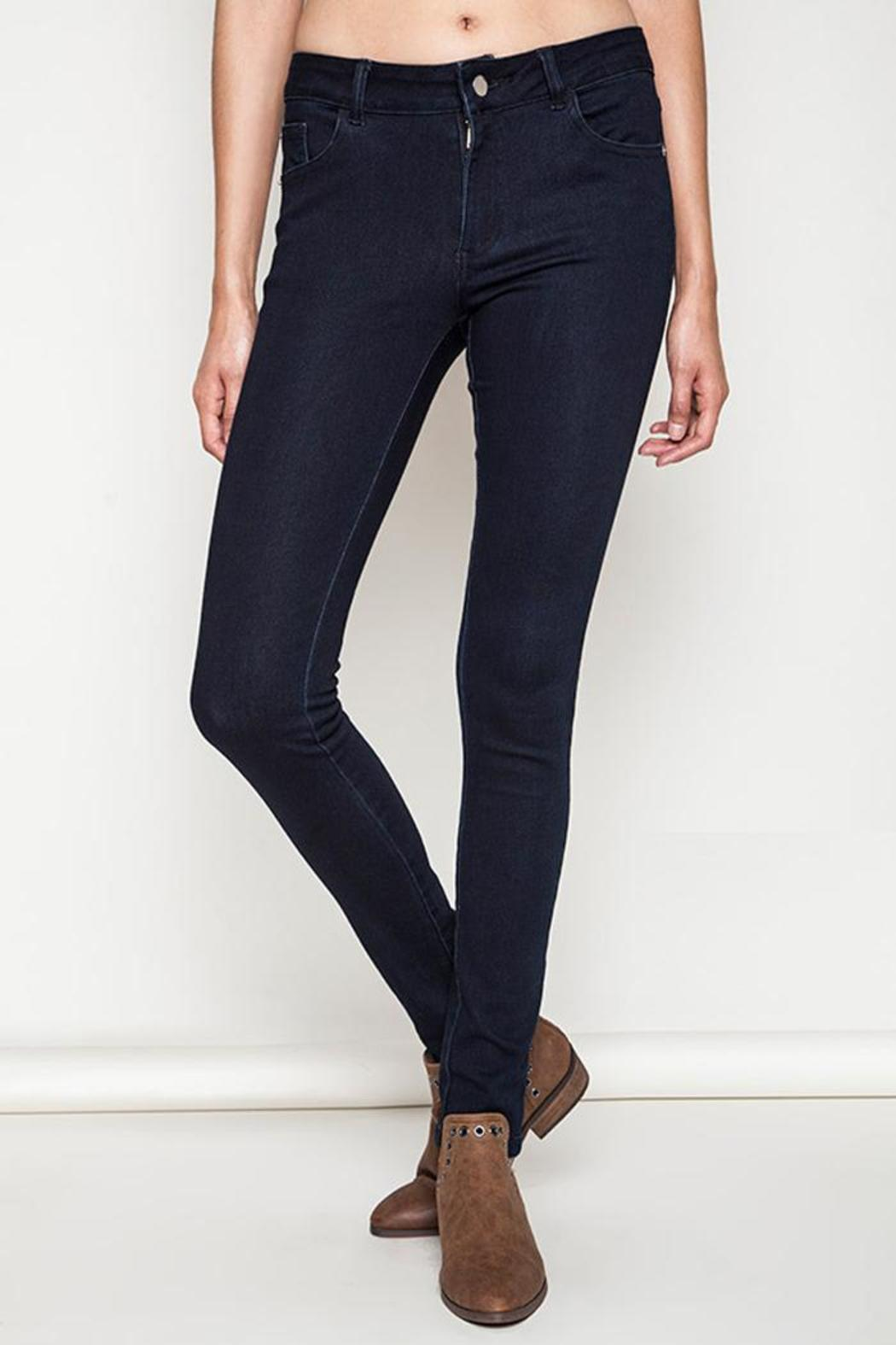 Umgee USA Indigo Skinny Jeans from Dallas by Fun And A Lil Chic ...