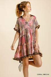 Umgee Lollipop Dress - Product Mini Image
