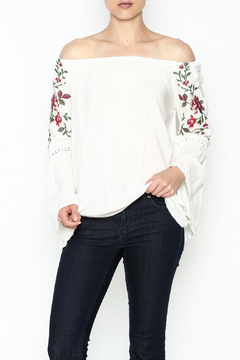 Umgee USA Off Shoulder Top - Product List Image