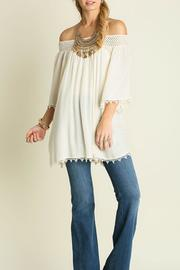Umgee USA Off The Shoulder - Front cropped