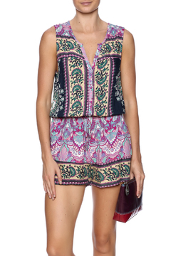 Shoptiques Product: Sleeveless Romper