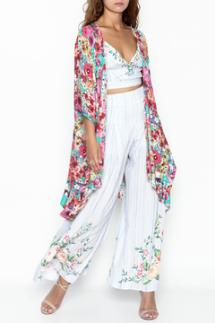 Shoptiques Product: Floral Blooming Kimono