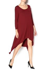 Umgee USA Hi Low Knit Dress - Product Mini Image