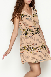 Umgee USA Tribal Print Sundress - Product Mini Image