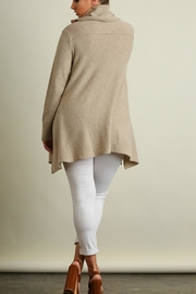 Umgee USA A-Line Plus Sweater - Front full body