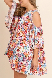 Umgee USA Artsy Floral Print - Front full body